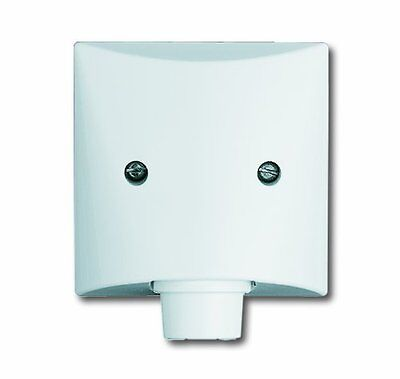Busch-Jaeger 2133-34 - outlet cover plates (White, IP 44) (Z4H)