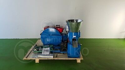 Pellet Mill 22Hp Diesel Engine Pellet In Usa. We Ship Next Business Day, Usa