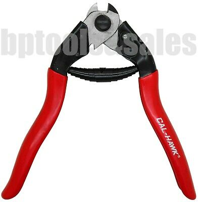 "Professional 8"" Steel Wire Cutter Cable Rope High Leverage Cut 10mm"