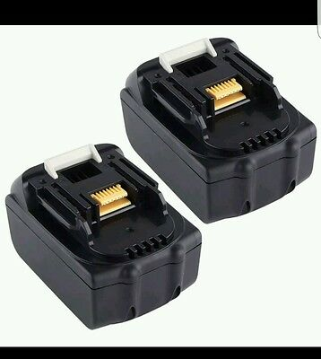 2x 3.0AH 18V 18 Volt Battery for Makita BL1830 Lithium-Ion Replace LXT Battery
