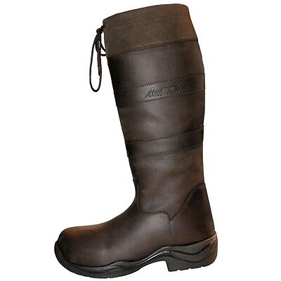 Mark Todd Waterproof Country Boots Mark 2 New Model RRP £134.95
