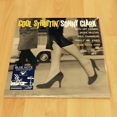 Sonny Clark Cool Struttin Blue Note 180g LP Music Matters (Analogue Productions)