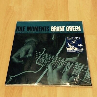 Grant Green Idle Moments Blue Note 180g LP Music Matters (Analogue Productions)