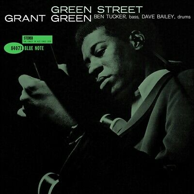 Grant Green Green Street Blue Note 180g LP Music Matters (Analogue Productions)