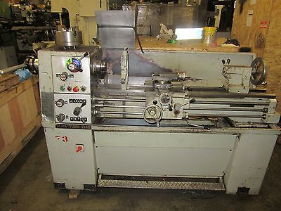 """ACRA TURN 1340 13"""" X 40"""" LATHE, INCH/METRIC, Well Equipped"""
