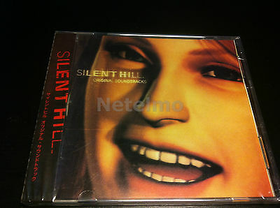 0174 SILENT HILL 1 Playstation Game Music ORIGINAL SOUNDTRACK CD New