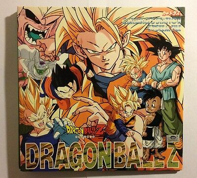Classeur Dragon Ball Z Carddass Station System File - 8