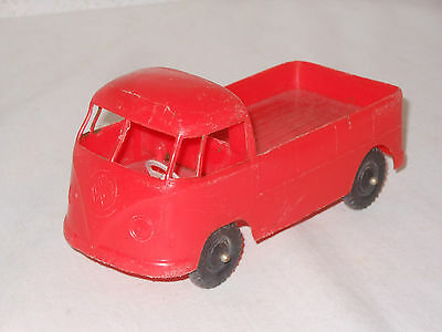 VW BUS BULLI T 1  - VINTAGE TOY - GERMANY - Länge 17 cm -