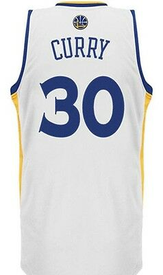 Canotta/jersey Collezione Bambino/kids-Basket Nba-Golden State Warriors-Curry