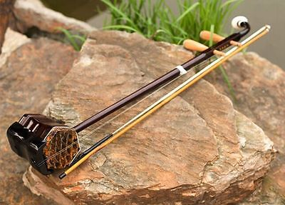 Chinese/ New Wonderful Wood InstrumentsTurning Chinese ErHu