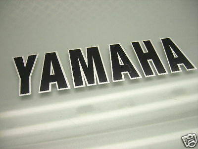 "Tank ""yamaha"" Emblem Decal Sticker Badge Graphic Aufkleber Rd 250 Rd 350 ´73-´75"