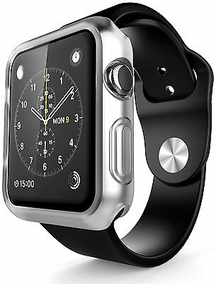 Apple Watch iWatch Case Protective Cover Protector 42mm Sport Bumper New Clear