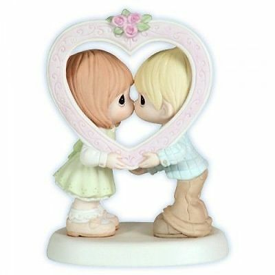 Precious Moments I've Opened My Heart For You Figurine New 113006 Valentine