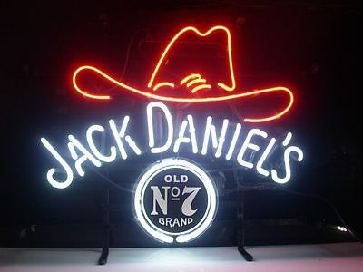 "New Whiskey Real Glass Neon Light Sign Beer Bar Pub Sign 17""X14"""