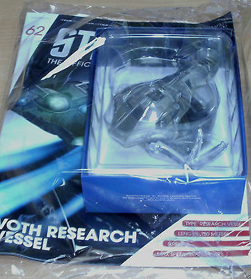 Star Trek Official Starship Collection # 62 - VOTH RESEARCH VESSEL (EAGLEMOSS)