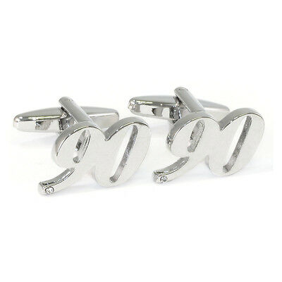 Silver Coloured Spanner Wrench Cufflinks builder mechanic gift New /& Boxed AJ338