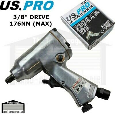 "BERGEN Tools 3/8"" dr Air Impact Wrench Gun NEW 8500"