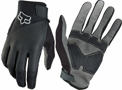 Fox Mtb Reflex Gel Gloves - Blk