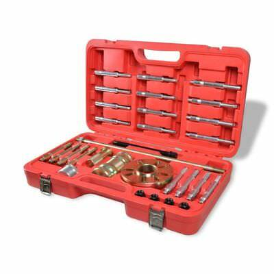 New Professional Wheel Hub Puller Set 30 pcs Multi Autos Bolts Heavy Duty