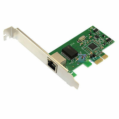 10/100/1000Mbps PCI-Express Low Profile Gigabit Ethernet Lan Network Card PCIE