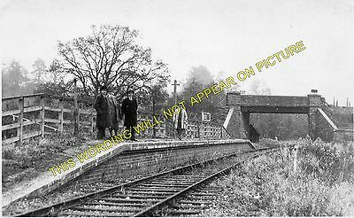 Paulton Railway Station Photo. Camerton to Hallatrow and Clutton Lines. GWR. (1)