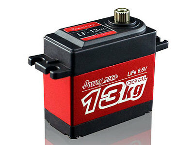 Power HD LF13 Metal Geared Servo #HD-LF-13MG