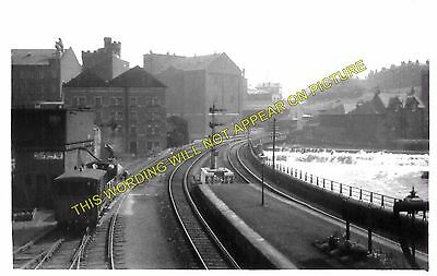 Partick Central Railway Station Photo. Glasgow - Whiteinch. Caledonian Rly. (2)