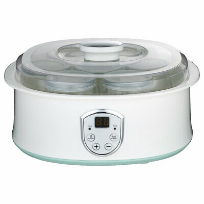 Lakeland 7-Cup Electric Yoghurt Maker - Ideal for Different Flavours