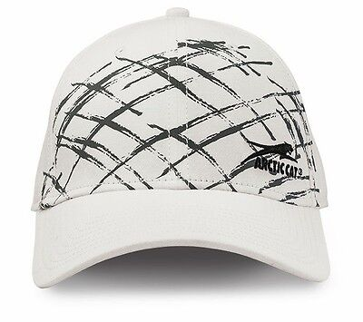 Arctic Cat Aircat Brushed Fitted Hat / Cap - White S/M 5263-097 L/XL 5263-098