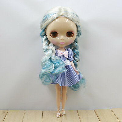 """Takara 12/"""" Neo Blythe Transparent skin Nude Doll from Factory TBY318"""
