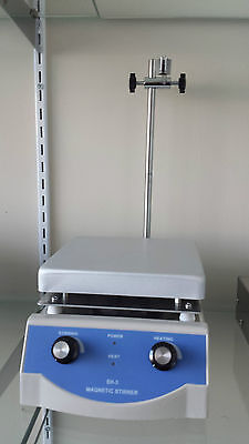 Laboratory Hot plate Heater with Magnetic Stirrer Functionality from Canada