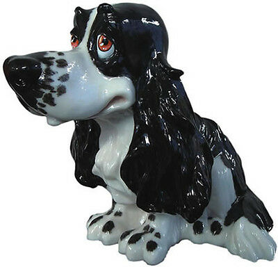 Jazz the Cocker Spaniel Dog Figurine/Statue- Pets With Personality Collection