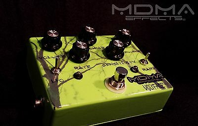 MDMA Effects Uglyface Fuzz w/ LFO  octave noise maker synth boutique oscillator