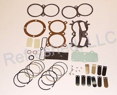"Campbell Hausfeld Speedaire 2-3/4"" Bore Rebuild Kit Sears Ward 1R396 1R397 1R398"