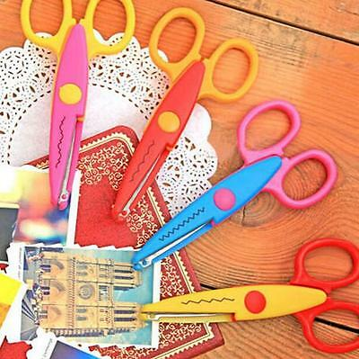New Edger Deco Craft Scissors for DIY Paper Card Scrapbooking Photo Picture Tool