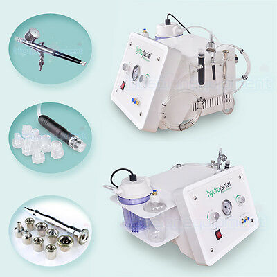 New 3in1 Hydrate Facial Microdermabrasion Skin Rejuvenation Facial Spray Machine