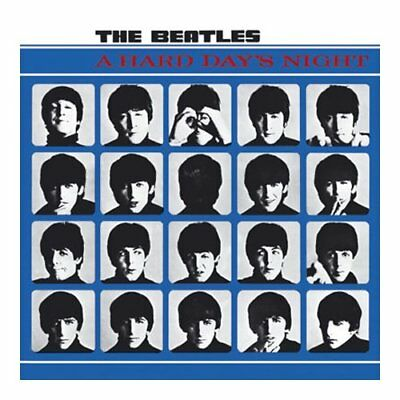 The Beatles A Hard Days Night Greeting Birthday Card Any Occasion Album Official
