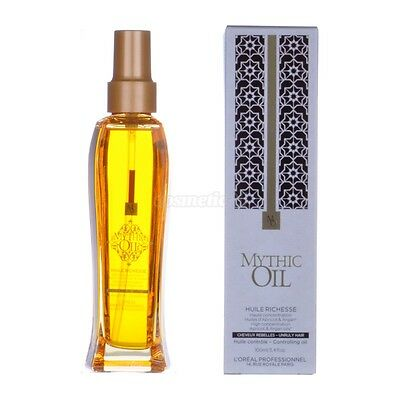 LOREAL Professionnel L'OREAL Mythic RICH OIL Huile Richesse All Hair Types 100ml
