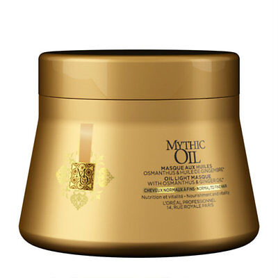 LOREAL Professionnel Mythic Oil Masque Intensely Nourish 200ml