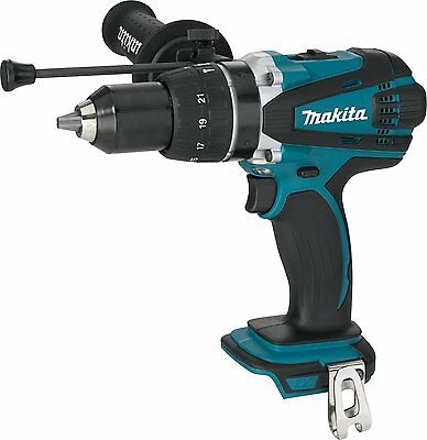 Makita DHP458Z 18V LXT Li-Ion 1/2in Cordless Hammer Driver/Drill (Tool Only)