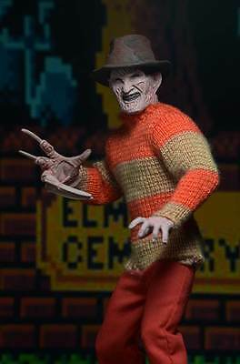 Nightmare On Elm Street Retro Actionfigur Freddy Classic Video Game Appearance 2