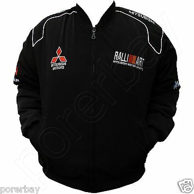 Mitsubishi Motor Sport Team Racing Jacket #jkms02