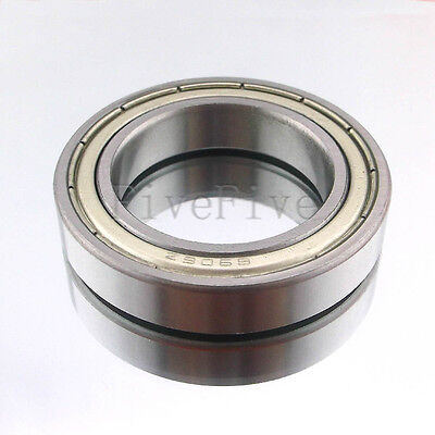 6900-6907-ZZ Series Deep Groove Metal Double Sealed Shielded Ball Roller Bearing
