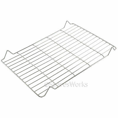 Medium Chrome Grill Pan Rack Tray for Baumatic Oven Cooker Replacement