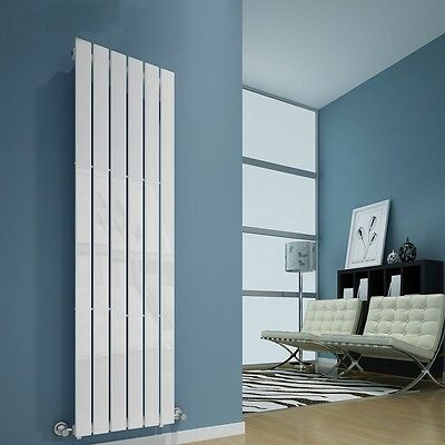Radiateur design Sanifun Boston 120 x 41 Blanc.