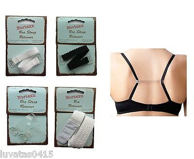 Bra Strap Retainer -  3 Colours / 3 Sizes - Hide Those Annoying Bra Straps