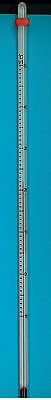 Laborthermometer,Thermometer Labor, Stabthermometer, -10+50:1°C, 30 cm, Glas