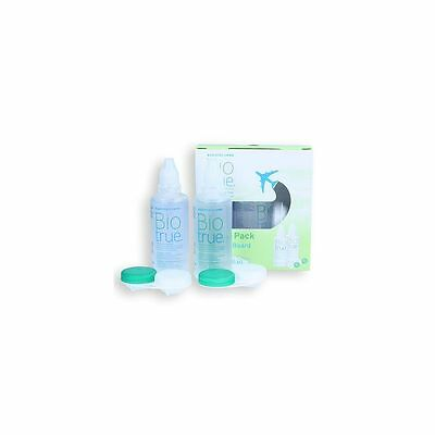 Biotrue 2 x 60 ml Flight Pack Soluzione Lenti a Contatto SolutionPflegemittel