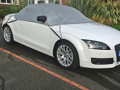 PREMIUM HD FULLY WATERPROOF CAR COVER COTTON LINED LUXURY AUDI TT ALL YEARS