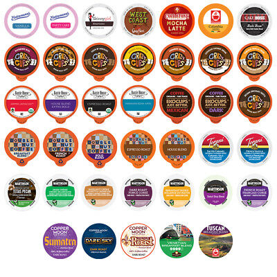 Best Coffee Single Serve Cups For Keurig K cups Variety Pack Sampler,40-count